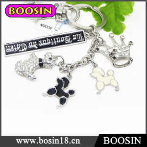 Fashion Metal Dogs Keychain for Promotion Gift Factory Wholesale pictures & photos