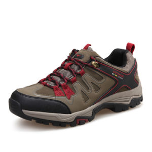 Hiking Boots Outdoor Training Trekking Shoes for Men Women (AK8935) pictures & photos