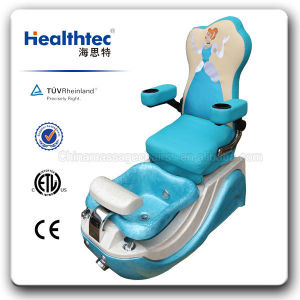 Children Lovely Blue Pink Red Massage Pedicure Chairs pictures & photos