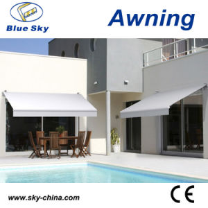 Waterproof Caravan Retractable Awning with Poly Fabric (B2100) pictures & photos