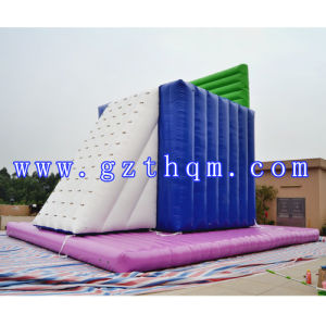 Water Park Inflatable Climbing Wall pictures & photos