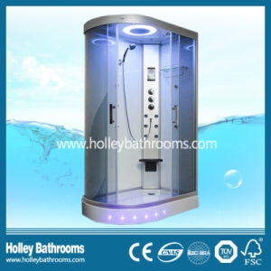 New Design Computerized Shower Cabin with Double Roller Wheel (SR115M) pictures & photos