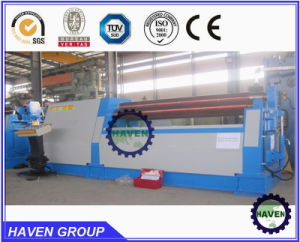 W11H-30X2000 high quanlity Bottom rollers Arc-Adjust plate bending rolling machine pictures & photos
