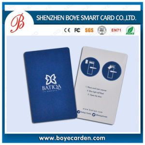 2015 Promotion Cmyk 13.56MHz Hotel RFID Card for Hotel Locks pictures & photos