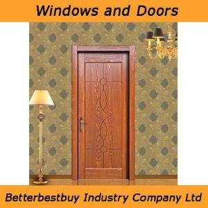Veneer Interior Room Solid Wood Door pictures & photos