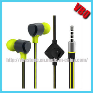 Fashionable Flat Cable Earphones for Music pictures & photos