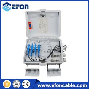 Fdb FTTX Network Fiber Optic Disturition Box 1*8 PLC Splitter pictures & photos