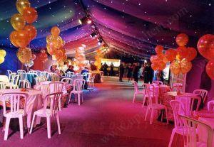 Luxury 20X50m Wedding Tents pictures & photos