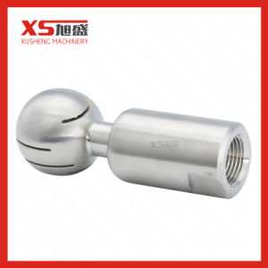 Stainless Steel BSPP Tank Cleaning Rotary Jet Nozzle pictures & photos