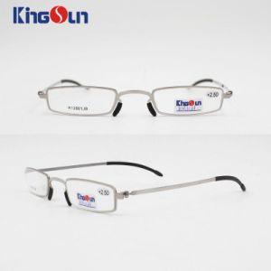 Steel Light Fashion Style Reading Glasses pictures & photos