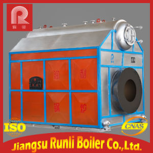 Biomass Fuel Chain Grate Hot Water Steam Boiler (DZL) pictures & photos