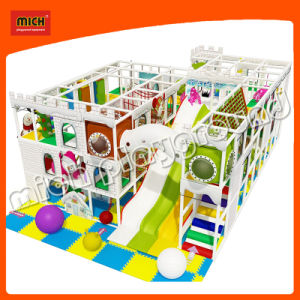 Hot Sale Dinosaur Franchise Indoor Treehouse Playground Equipment pictures & photos