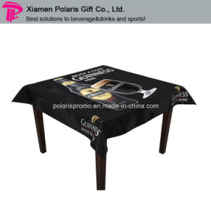 Personalized Beer Table Cloth with Water Proof Surface pictures & photos