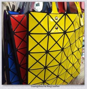 Fashion Design Synthetic PU Leather for Bag pictures & photos