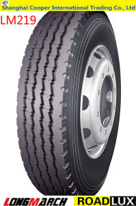 Double Coin/Long March Steer/Trailer Chinese Radial Truck Tire (LM219) pictures & photos