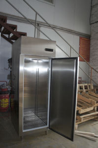 S/S 304 Kitchen Freezer 600 Liters pictures & photos