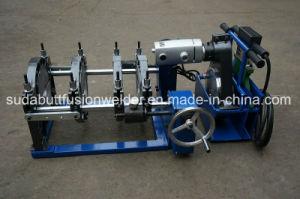 Sdp40-160mm HDPE PE Plastic Pipe Fusion Machine pictures & photos