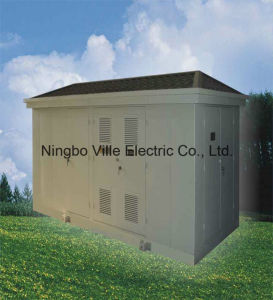 Combined Transformer Substation Box Type Power Substation/Power Distribution Transmission pictures & photos