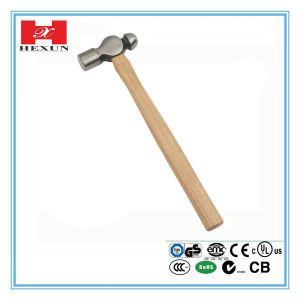 Wood Handle Hardware Tool Ball Pein Hammer