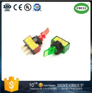 LED Indicatorgood Switch High Quality Switch (FBELE) pictures & photos