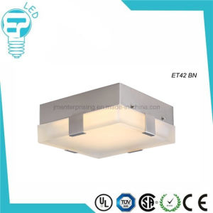 LED Flush Mount Ceiling Light Antique Brushed Nickel Dimmable pictures & photos
