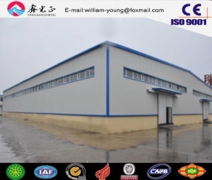 Prefabricated Steel Structure Building (pH-50) pictures & photos