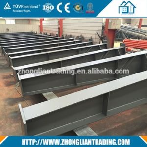 ISO9001 Portal Frame Steel Structure Buildings pictures & photos