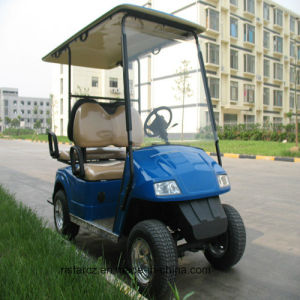 Hot Sale 2+2 Seats Electric Golf Rse-2048f pictures & photos