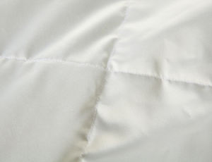 Super Soft White Goose Down Baby Quilt pictures & photos