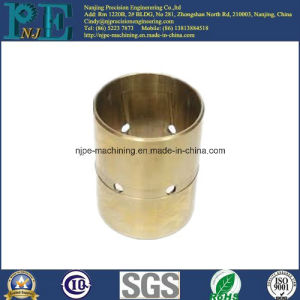 Precision CNC Machining Brass Bushing Parts pictures & photos