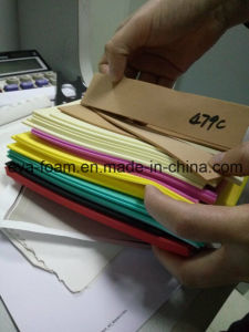 High-Elastic Unique Heat Insulation Materials Type Closed Cell EVA Foam Sheet for Customization Thick