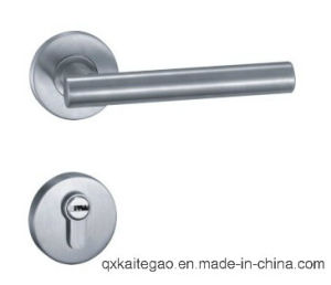 (SC-311) High Quality Stainless Steel Level Handle with Lock pictures & photos