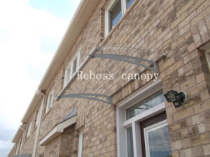 Polycarbonate DIY Canopies/ Sunshade / Shelter for Windows & Doors (J1500A-L) pictures & photos