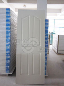 Melamine Wooden Door / PVC Faced MDF Door pictures & photos
