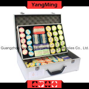 High-Grade France Poker Chip Set 760PCS (YM-TZCP017) pictures & photos