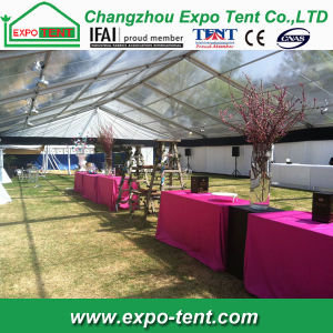 Clear-Roof Wedding Marquee Tent for Sale pictures & photos