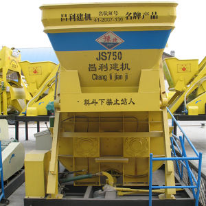 Js750 Electric Motor for Concrete Mixer, Concrete Mixer with Pump pictures & photos
