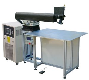 Stainless Steel YAG CNC 200W/300W/400W/500W Laser Welding Machine for Advertising Sign pictures & photos