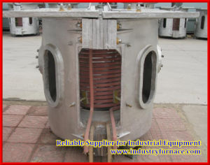 100 Kgs Capacity Electric Melting Furnace for Casting Different Scrap Alloy pictures & photos