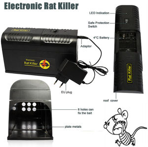 Hight Efficient Electronic Mice/Rat/Rodent Killer-Mouse Zapper Pest Control pictures & photos
