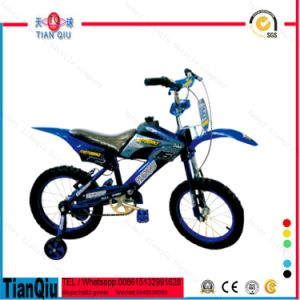 New 2016 Design Motorized Bicycle Frame 12 16 20 Inch Kids 4 Wheel Ride on Motorcycle Motor Bike Sale pictures & photos