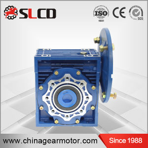 Wj (NMRV) Series Hollow Shaft Worm Gearbox for Machine pictures & photos