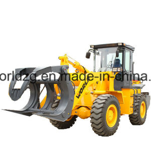 Compact Wheel Loader with 1.8cbm Bucket pictures & photos