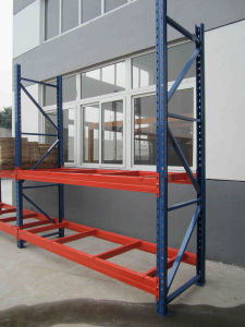 Steel Heavy Duty Warehouse Selective Storage Pallet Rack for Storage pictures & photos