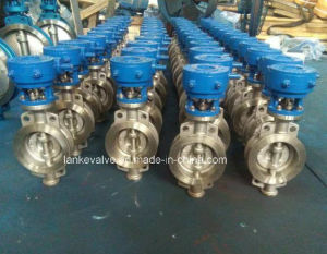 Butterfly Valve (wafer type) (D71X-150LB) pictures & photos