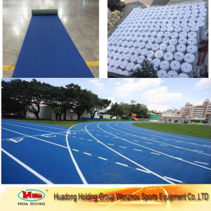 Sports Surface Running Track Flooring for Stadium pictures & photos