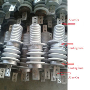 Ipu-10/630 10kv 630A Russia Bushing Insulator pictures & photos