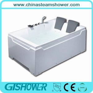 Rectangle Two Seat Bathtub (KF-612R) pictures & photos