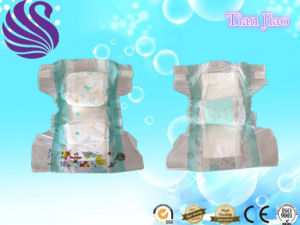 Hot Sale Dry Disposable Smart Baby Diaper pictures & photos