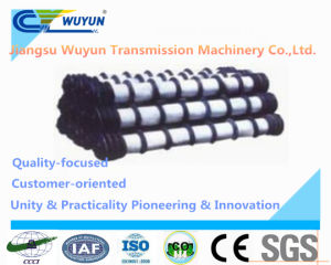Carbon Comb-Shaped Belt Conveyor Idler Roller, Steel Conveyor Belt pictures & photos
